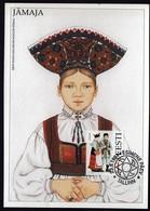 Estland Eesti 1994 - Trachten - MiNr 235 MK - Kostüme