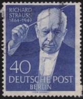 Berlin        .    Michel        .   124          .          O           .        Gebraucht - [5] Berlin