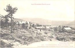 FR66 LES BOUILLOUSES - Labouche 486 - Vue Générale Des Habitations Près Du Grand étang  - Belle - Autres Communes