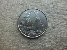 Bahamas  25 Cents - Bahamas