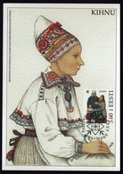 Estland Eesti 1998 - Trachten - MiNr 331 MK - Kostüme