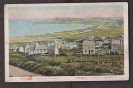 Alderney - View Of Harbour & Fort Albert Unused  - Some Wear - Alderney