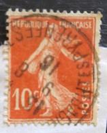 Type Semeuse Camée N°  138 - 1906-38 Semeuse Camée