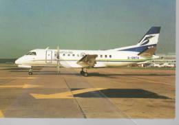 Saab-Fairchild SF-340A Business Air G-GNTA - 1946-....: Era Moderna