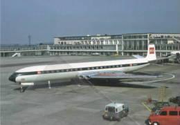 BEA Comet H 100 De Havilland G-ARJK - 1946-....: Era Moderna