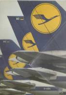 Lufthansa D-AIBA  Wing - 1946-....: Era Moderna