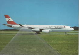 Austrian Airlines  A340-212 OE-LAG - 1946-....: Moderne