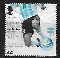 GB 2006 WORLD CUP FOOTBALL ARGENTINA WINNERS - Gebruikt