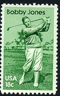 United States Etats Unis 1932-1933 Golf, Babe Zaharias & Bobby Jones, Mint NH - United States