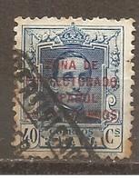 Marruecos Español - Edifil 87 - Yvert 101 (usado) (o) - Marruecos Español