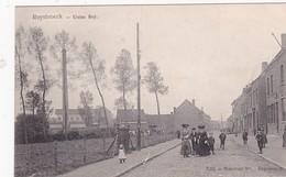FABRIEK VAN REY   USINE DE REY 1900 TOP KAART - Sint-Pieters-Leeuw