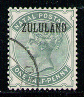 ZULULAND 1888 - Set Used - Zululand (1888-1902)