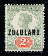 ZULULAND 1888 - From Set Mint NG - Zululand (1888-1902)