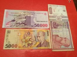 Lot De 3 BILLETS VOIR LE SCAN - Monete & Banconote