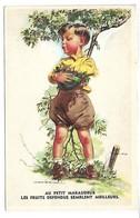 Au Petit Maraudeur - Enfant - Illustrateur HOLZER - Holzer, Adi
