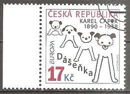 Tschechische Ceska Czech Rep. 2010 Europa Cept Michel 631 Used Obliteré Gestempelt Oo Cancelled - Europa-CEPT