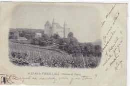 Ain - St-Jean-le-Vieux - Château De Varey - France