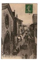 33 Ste Sainte Foy La Grande Rue Elisée Reclus + Timbre Taxe 10 Centimes à Percevoir Carte Taxée - France