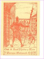 M6923 Commemorativa Sant'elpidio A Mare Folklore Costumi 1955 Non Viaggiata Illustrata Piani - Other Illustrators