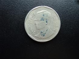 THAÏLANDE : 5 BAHT  2532 (1989)   Y 219    SUP * - Thaïlande