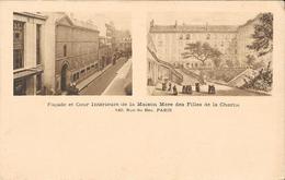 Façade Et Cour Intérieure De La Maison Mères Des Filles De La Charité 140, Rue Du Bac PARIS - District 07