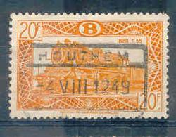 F886  Belgie Spoorwegen Chemin De Fer  Stempel HOUTHEM - 1942-1951