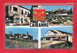 84-CPSM CAIRANNE - France