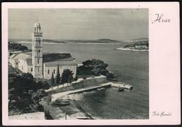 Yugoslavia Croatia Hvar 1939 / Church - Croatia