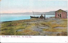Totes Meer - La Mer Morte -  The Dead Sea - Jordan