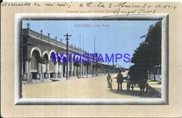 96460 CUBA CAIBARIEN CALLE MARTI POSTAL POSTCARD - Postcards