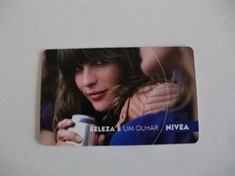 Nivea Portugal Portuguese Pocket Calendar 2008 - Small : 2001-...