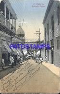 96466 CUBA STREET CALLE DE ESTRADA PALMA CUT POSTAL POSTCARD - Postcards