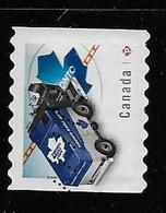 CANADA, 2014, # 2781, Zamboni Maple Leafs   USED - 1952-.... Règne D'Elizabeth II