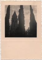 Fotografia Cm. 6,5 X 9,1 Con Immagine Della Basilica Di Aquileia (Udine) - Places