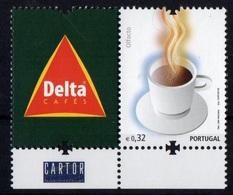 Portugal 2009 Café Delta Coffee Cup Corporate, CE #3890A - 1910-... República