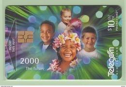 New Zealand - Chipcards - 1999 Millennium - $10 Children - VFU - Card 026 - New Zealand