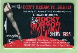 New Zealand - 1994 Rocky Horror Show $5 - NZ-A-74 - Mint - New Zealand