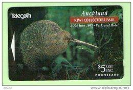 New Zealand - 1993 Kiwi Collectors Fair $5 Kiwi - NZ-A-14 - Mint - New Zealand