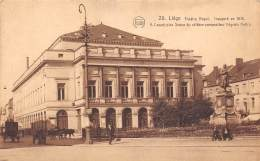 LIEGE - Théatre Royal, Inauguré En 1818 - Liège