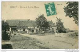 21.TICHEY.PLACE DE LA CROIX DE MISSION - France