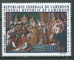 Cameroun Poste Aérienne YT N°136 Sacre De Napoléon 1° Par J.L. David Neuf ** - Kamerun (1960-...)