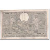 Billet, Belgique, 100 Francs-20 Belgas, 1936, 1936-11-21, KM:107, TTB - 100 Francs & 100 Francs-20 Belgas