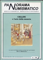 Rivista - Panorama Numismatico - Cellina E L'arte Della Moneta N.73 - Marzo 1994 - Italiano