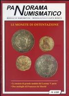 Rivista - Panorama Numismatico - Le Monete Di Ostentazione - N.116 Maggio 1998 - Italienisch