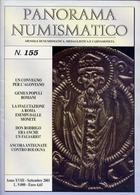 Rivista - Panorama Numismatico - N.155 - Settembre 2001 - Italiano