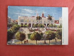 Tuck Series President's Palace Havana Cuba  Ref 3011 - Cuba