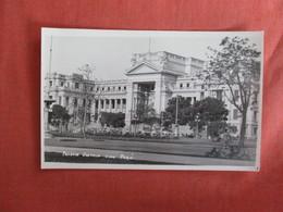 RPPC---- Palace Of Justice  Lima  Peru    Ref 3011 - Peru
