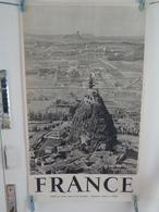 AFFICHE: FRANCE ,Le PUY -EN-VELAY    , H 80 L47,7 - Affiches