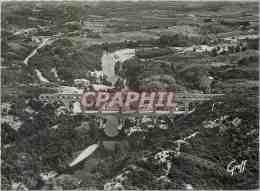 CPM Pont Du Gard (Gard) En Languedoc Vue Aerienne Ensemble Du Pont Romain - Non Classés