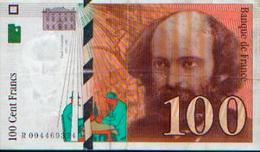 FRANCE – 100 Francs  – 1997 - 1992-2000 Dernière Gamme